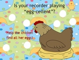 Recorder Chicken Game