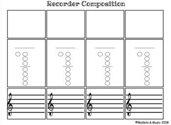 Recorder Composition