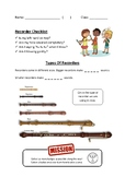 Recorder Course for Beginners