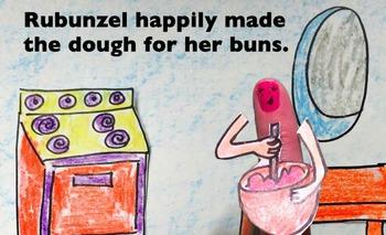 Recorder Finger Puppet Show: Rubunzel's Recorder Castle part 1
