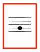 Recorder Fingering Chart and Flashcards (Extra Large Size)
