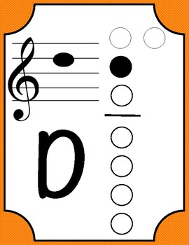 NEW Recorder Fingering Chart in Boomwacker Colors