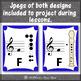 Recorder Fingering Charts for Soprano Recorder (blue)