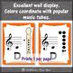 Recorder Fingering Charts for Soprano Recorder (rainbow subtle)