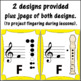 Recorder Fingering Charts for Soprano Recorder (yellow)
