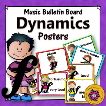 Dynamics Posters {Word Wall}