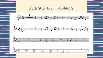 Recorder/Flauta SCORE/PARTITURAS