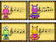 Recorder Game - Reading BAG on the Staff - Monster Under the Bed
