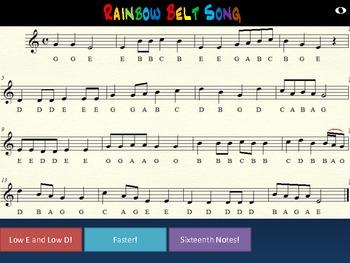 Rainbow Recorder