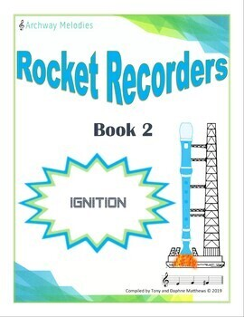 Recorder Karate Book 2