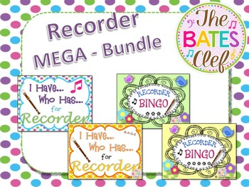 Recorder MEGA Bundle