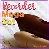 Recorder MEGA Set!!!