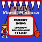 Recorder March Madness