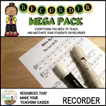 Recorder Mega Pack - Complete BUNDLE