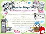 Recorder Mega Set