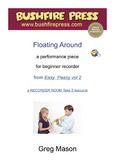 Recorder Music: Beginners - Floating Around