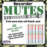 Recorder Mute