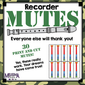 Recorder Mute