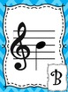 Recorder Note Names + Fingerings