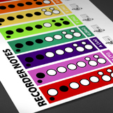 Recorder Notes Chart