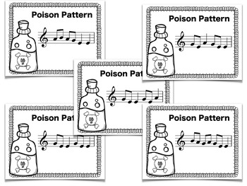 Recorder Poison Games {BAGE}