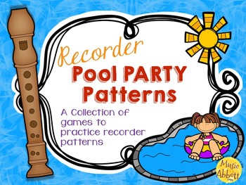 Recorder Pool Party!!