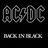 Recorder - Pop Song Series - Back in Black - ACDC - Arrangement