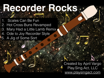 Recorder Rocks