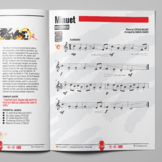 Recorder Sheet Music: Ten Classical Favorites w/Extras [Interactive PDF]