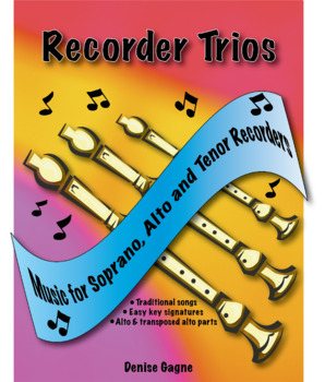 Recorder Trios - SAT Ensembles