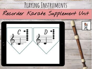 Recorder Unit - Introduction, Practice, Awards, Assessments, Rubric, & more!