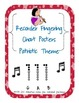 Recorder fingering chart {patriotic theme]