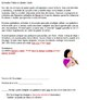 Recorder letter to parents for purchasing recorder in English and Spanish