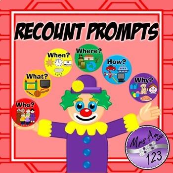 Recount Prompts