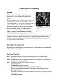 Recount Writing Brochure