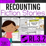 Recounting a Story, Myth, Folk Tale, or Fable 3rd Grade RL.3.2- Digital Learning