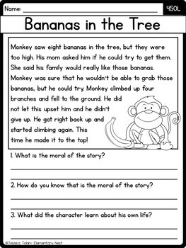 Recount a Story RL2.2