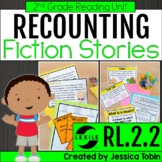 Recount or Story Retell 2nd Grade RL.2.2 with Digital Lear