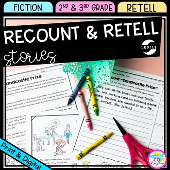 Recount and Retell Stories 2nd & 3rd Grade