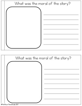 Recounting a Story Interactive Mini Book {RL.2.2}