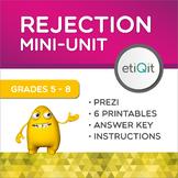 Mental Health Mini-Unit: Rejection & Moving On   Prezi & Printables
