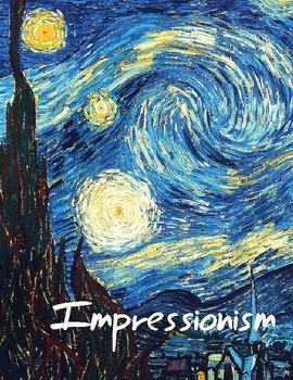 Recreating Impressionism in Photoshop