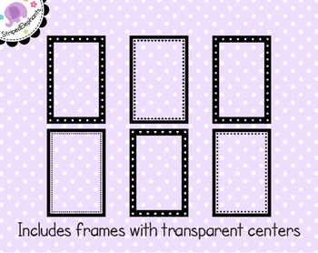 Rectangle Digital Frame Collection 2