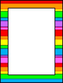 Rectangle Frames MEGA BUNDLE