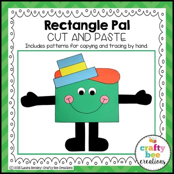 Rectangle Pal Cut and Paste