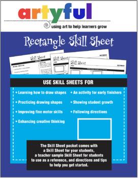 Rectangle Skill Sheet