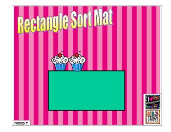 Rectangle Sort Mat