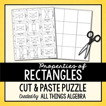 Rectangles Puzzle