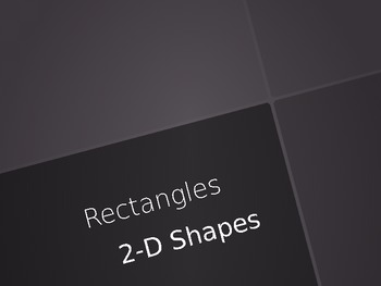 Rectangles: Song and Definition