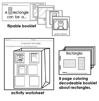 Rectangles activities